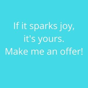 Other - If it sparks joy...